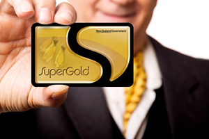 SuperGold Card Discount